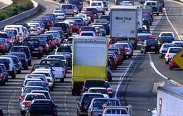 Biên giới Anh - Pháp ùn tắc giao thông kéo dài 14 giờ đồng hồ