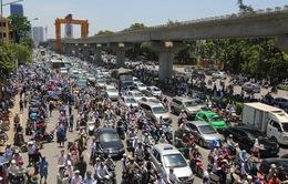 Bất thường: Ùn ứ nhiều tuyến đường ở thành phố Nha Trang