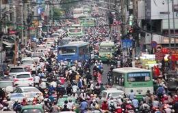 """Áp lực giao thông """"đè"""" quy hoạch đô thị"""