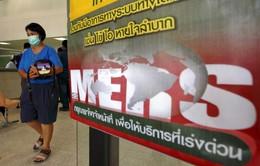 Dịch MERS tấn công Thái Lan