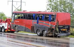 Tai nạn xe buýt ở Mỹ, 52 người thương vong