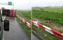 Nguyên nhân ban đầu vụ tai nạn trên cao tốc Pháp Vân - Cầu Giẽ