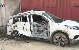 Vụ tàu hỏa đâm ô tô ở Thường Tín: Thêm một người tử vong