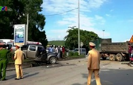 Liên tiếp xảy ra các vụ tai nạn nghiêm trọng dịp cuối tuần