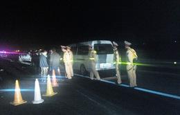 TNGT trên cao tốc Hà Nội - Hải Phòng, 2 người thiệt mạng