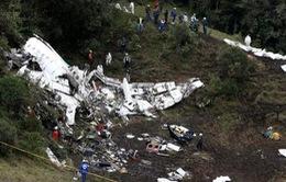 Không có yếu tố kỹ thuật trong vụ tai nạn máy bay ở Colombia