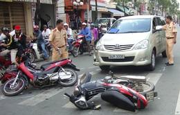 Tai nạn giao thông do rượu bia tăng đột biến dịp cận Tết