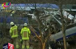 Vụ tai nạn đường sắt tại bang Bavaria, Đức có thể do lỗi con người