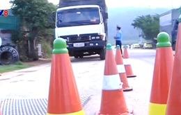 Quảng Ngãi tăng cường kiểm soát xe quá tải dịp Tết Nguyên đán