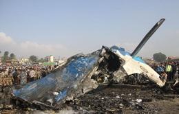 Toàn bộ hành khách trên máy bay gặp nạn của Nepal thiệt mạng