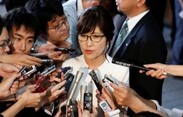 Chân dung nữ Bộ trưởng Quốc phòng Nhật Bản khiến Trung Quốc lo ngại