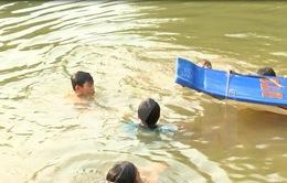 Rủ nhau tắm ao, hai học sinh tử vong do đuối nước