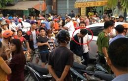 Tạm giữ đối tượng dọa ném lựu đạn khiến cả khu phố náo loạn