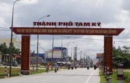 Thành phố Tam Kỳ được công nhận đô thị loại 2