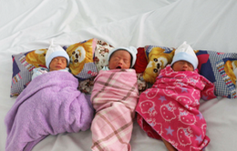 Cứu sống sản phụ tiền sản giật mang tam thai tại Cần Thơ