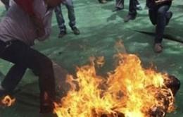 Lao động Hà Tĩnh tại Angola bị cướp tẩm xăng đốt, 1 người thiệt mạng