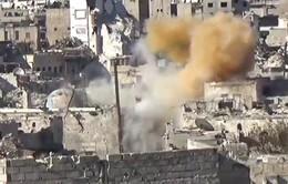 Tấn công hóa học ở Aleppo, 7 người thiệt mạng