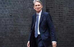 Tân Bộ trưởng Tài chính Anh kỳ vọng vực dậy nền kinh tế hậu Brexit