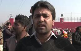 Nhân chứng sống sót kể lại vụ tấn công trường đại học ở Pakistan