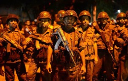 Bangladesh mở chiến dịch giải cứu con tin