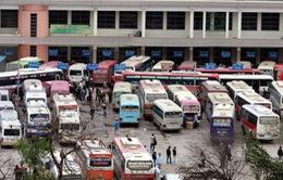 Hà Nội: Thêm hàng trăm chuyến xe khách phục vụ Tết