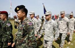 """Tập trận """"Hổ mang vàng"""" tại Thái Lan"""