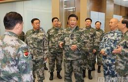 Trung Quốc thành lập hệ thống chỉ huy tác chiến liên hợp