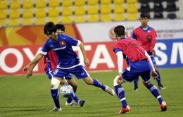 20h30 hôm nay (14/1), U23 Việt Nam đối đầu U23 Jordan ở trận ra quân
