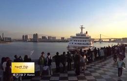 Đại biểu Tàu thanh niên Đông Nam Á - Nhật Bản trải nghiệm tại Thái Lan