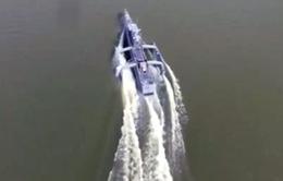 ACTUV Sea Hunter - Tàu ngầm không người lái thế hệ mới
