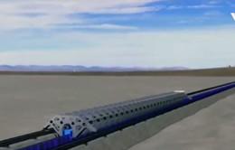 Tàu chạy với tốc độ âm thanh - Bạn có tin không?