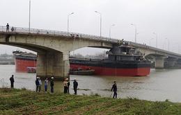 Hôm nay (17/3), giải phóng tàu đâm sập cầu An Thái ở Hải Dương