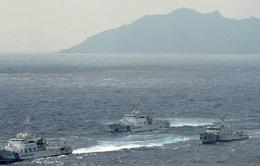 Tàu cá Trung Quốc và tàu hàng nước ngoài đâm nhau, 17 người mất tích