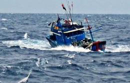 Thanh Hóa: Cứu được 7 ngư dân gặp nạn trên biển do ảnh hưởng bão số 1