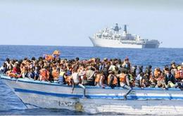 Chìm tàu ngoài khơi Địa Trung Hải, 500 người có thể đã chết