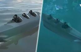 MK.1C - Tàu lặn cá nhân độc đáo