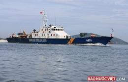 Bàn giao và hạ thủy 2 tàu tuần tra cao tốc TT-400