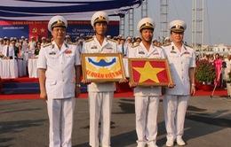 Thượng cờ tàu buồm Lê Quý Đôn hiện đại nhất thế giới