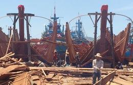 Phú Yên phấn đấu đóng mới 185 tàu cá trong năm 2016