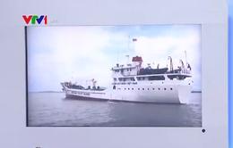 Bộ Tư lệnh Vùng Cảnh sát biển 3 cứu thành công tàu cá bị nạn trên biển