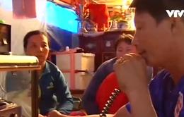 11 ngư dân trên tàu cá Quảng Ngãi gặp nạn đang trôi dạt trên biển