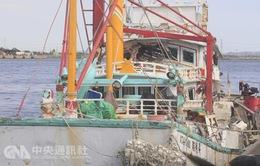 Vụ tên lửa Đài Loan (Trung Quốc) phóng nhầm tàu cá: Thuyền viên Việt Nam đã xuất viện