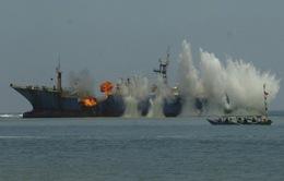 Indonesia triệu hồi Đại sứ Trung Quốc sau vụ tàu đụng độ ở Biển Đông