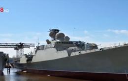 Nga - Việt Nam thỏa thuận đóng mới tàu chiến