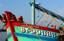 Bắt giữ tàu chở 30.000 lít dầu DO trái phép