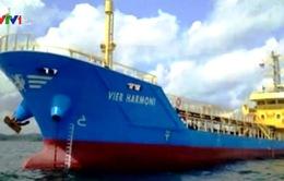 Tìm thấy tàu chở 900.000 tấn dầu mất tích của Malaysia