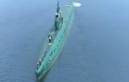 Triều Tiên tiến hành tìm kiếm tàu ngầm mất tích