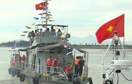 Phú Yên tiếp nhận tàu cứu hộ, cứu nạn hiện đại