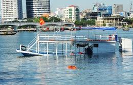 Chính thức khởi tố hình sự vụ lật tàu trên sông Hàn