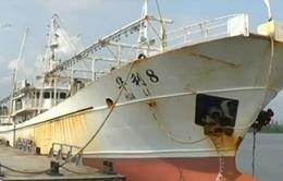 Indonesia bắt giữ tàu cá Trung Quốc
